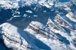Churfirsten und Glarner Alpen